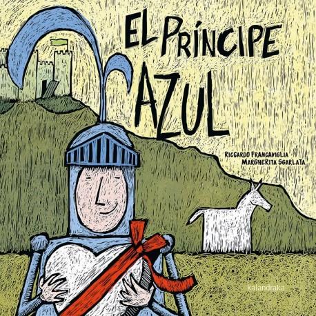 PRINCESA ROSA PRINCIPE AZUL LIBRO