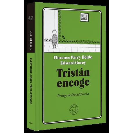 TRSITÁN ENCOGE BLACKIE BOOKS RAYUELAINFANCIA
