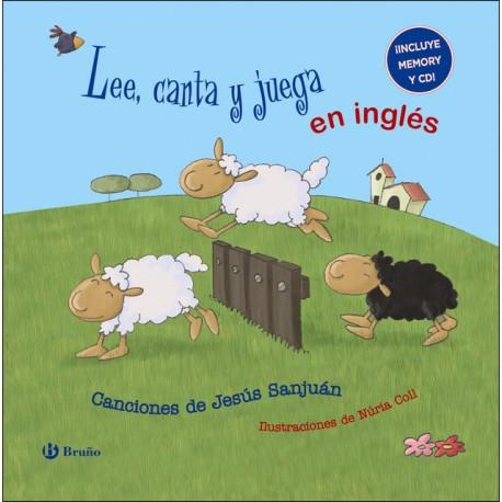 LEE CANTA Y JUEGA EN INGLÉS BRUÑO RAYUELAINFANCIA