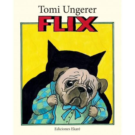 FLIX Ekare Tomi Ungerer Portada Libro