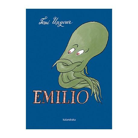 EMILIO TOMI UNGERER KALANDRAKA Portada Libro