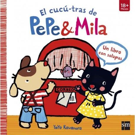 EL CUCU-TRAS DE PEPE Y MILA SM RAYUELAINFANCIA
