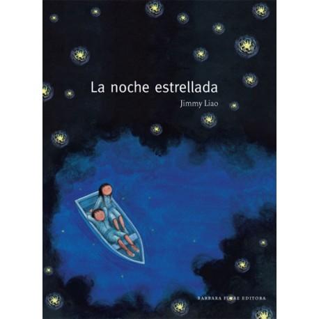 LA NOCHE ESTRELLADA Barbara Fiore Portada Libro