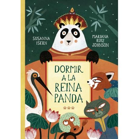DORMIR A LA REINA PANDA EDICIONES TTT RAYUELAINFANCIA