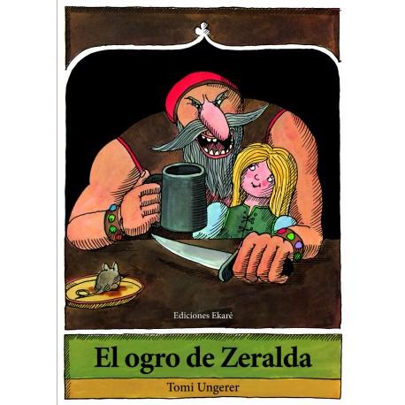 EL-OGRO-DE-ZERALDA Ekare Portada Libro
