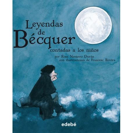 LEYENDAS DE BECQUER CONTADAS A LOS NINOS Edebe Portada Libro