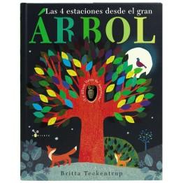 LAS 4 ESTACIONES DESDE EL GRAN ÁRBOL