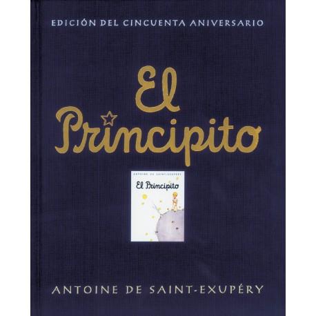 EL PRINCIPITO EDICION 50 ANIVERSARIO Salamandra Libro