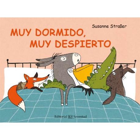 MUY DORMIDO MUY DESPIERTO Juventud Libro para Bebes Portada Libro