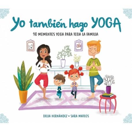 YO TAMBIEN HAGO YOGA Libro
