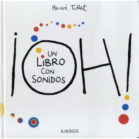 OH UN LIBRO CON SONIDOS Kokinos Portada Libro