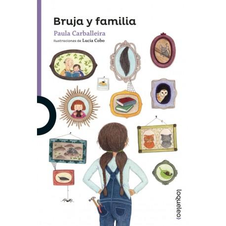 BRUJA Y FAMILIA LIBRO