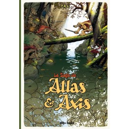 LA SAGA DE ATLAS & AXIS