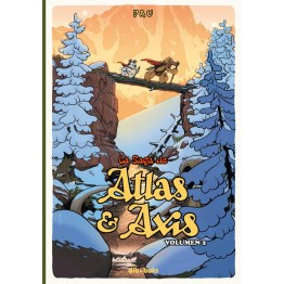 LA SAGA DE ATLAS & AXIS 2