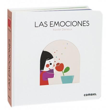 LAS EMOCIONES LIBRO COMBEL