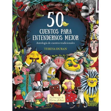 50 CUENTOS PARA ENTENDERNOS MEJOR LIBRO
