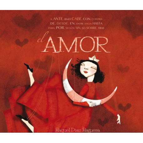 EL AMOR Raquel Diaz Reguera Album Ilustrado Lumen Portada Libro