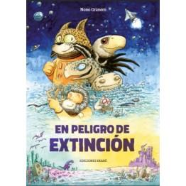 EN PELIGRO DE EXTINCIÓN