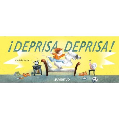 DEPRISA DEPRISA LIBRO