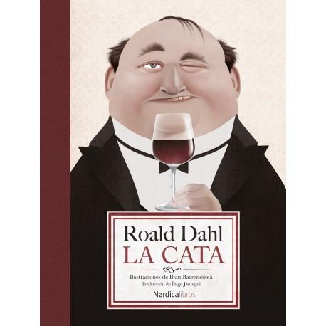 LA CATA Roald Dahl Nordica Libros Portada Libro