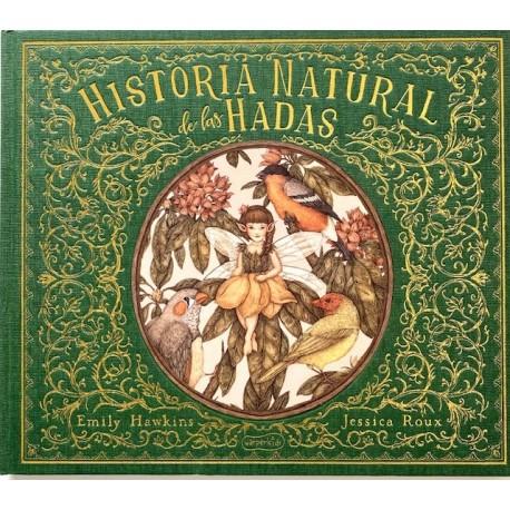 HISTORIA NATURAL DE LAS HADAS LIBRO