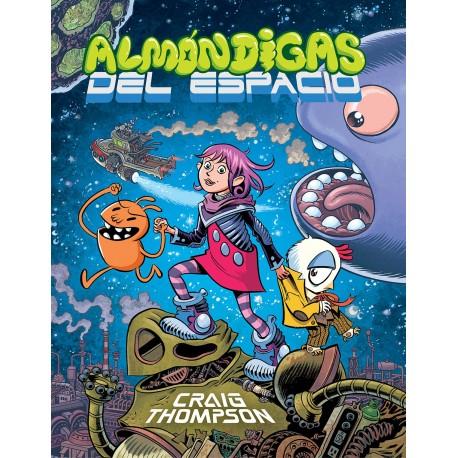ALMÓNDIGAS DEL ESPACIO RAYUELAINFANCIA