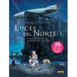 LUCES DEL NORTE 1, EN EL CRUCE DE LOS MUNDOS
