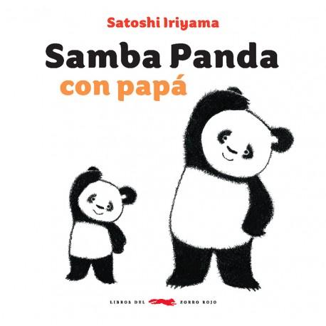 SAMBA PANDA CON PAPA LIBRO