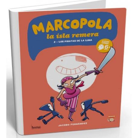 MARCOPOLA 2 COMIC LIBRO