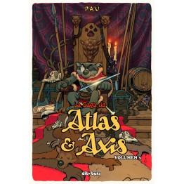 LA SAGA DE ATLAS & AXIS 3
