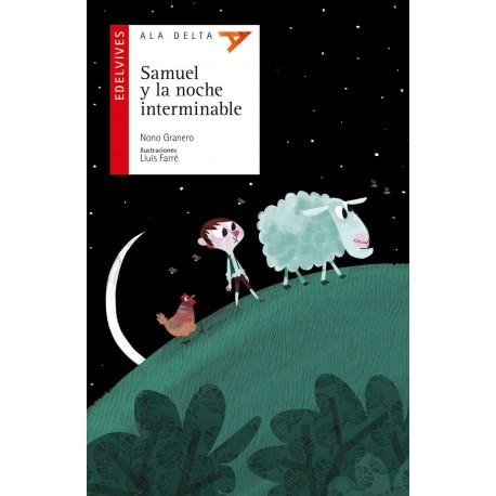 SAMUEL Y LA NOCHE INTERMINABLE LIBRO