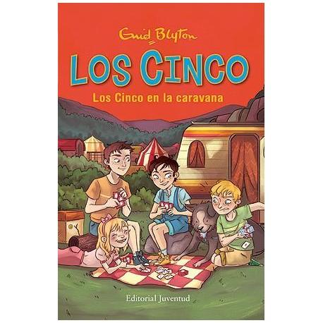 LOS CINCO EN LA CARAVANA LIBRO 978842614297-9