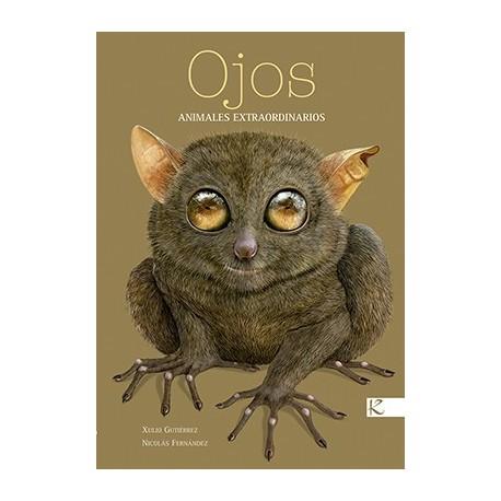 OJOS Animales Extraordinarios Faktoria K Portada Libro