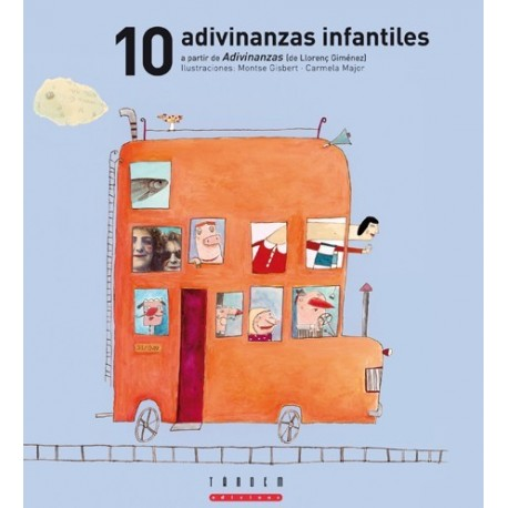 10 ADIVINANZAS INFANTILES Tandem