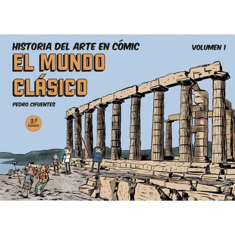 HISTORIA DEL ARTE EN COMIC MUNDO CLASICO