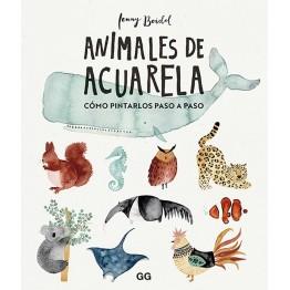 ANIMALES DE ACUARELA