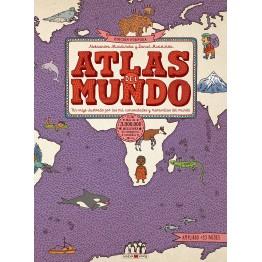 ATLAS DEL MUNDO EDICIÓN PÚRPURA