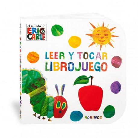 LEER-Y-TOCAR-LIBRO-JUEGO-ERIC-CARLE-KOKINOS