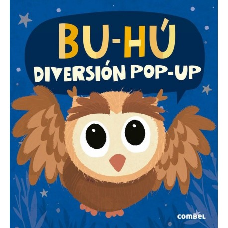 BU HU DIVERSION POP UP