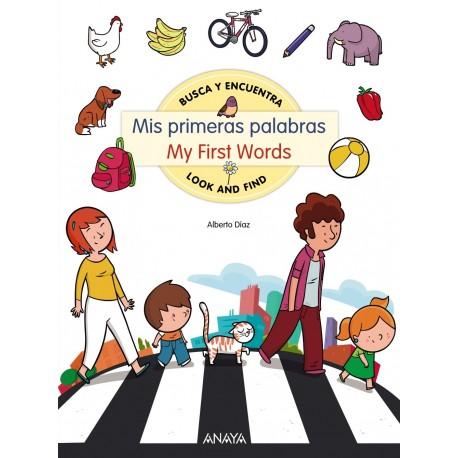 MIS PRIMERAS PALABRAS / MY FIRST WORDS ANAYA