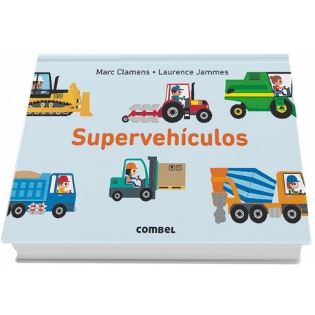 SUPERVEHICULOS POP UP COMBEL