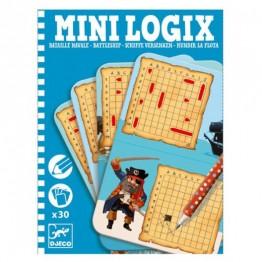 MINI LOGIX HUNDIR LA FLOTA