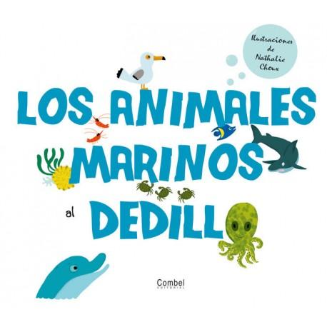 LOS ANIMALES MARINOS AL DEDILLO COMBEL