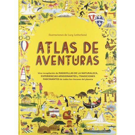 ATLAS DE AVENTURAS FLAMBOYANT