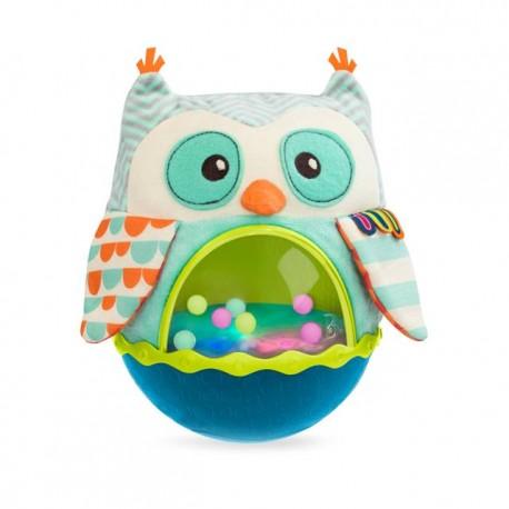 buhito luces y sonidos owl be back b.happy