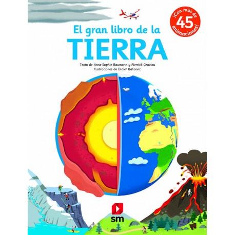 EL GRAN LIBRO DE LA TIERRA SM