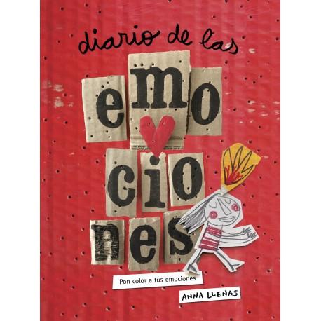 DIARIO DE LAS EMOCIONES NUEVO Anna Llenas Paidos Portada Libro
