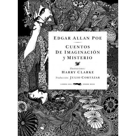 CUENTOS DE IMAGINACION Y MISTERIO Edgar Allan Poe Libros del Zorro Rojo portada Libro