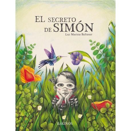 EL SECRETO DE SIMON Kokinos Luz Marina Baltasar Portada Libro