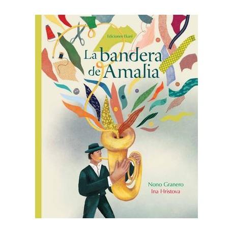LA BANDERA DE AMALIA LIBRO